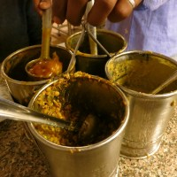 Masalas, Naan, Thalis, and Lassi : Eating In and Around Northern India