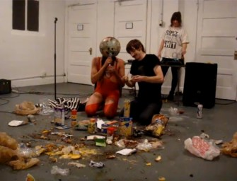 Self Expression Night: Complicity, Resistance, and the Touchy-Feely in Bay Area Performance Art