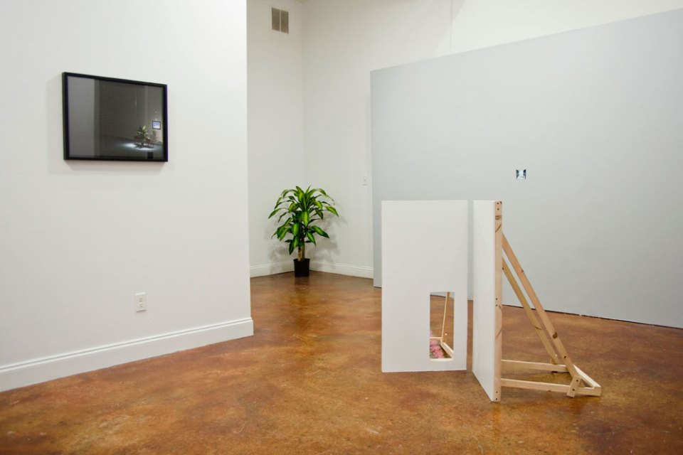 "Cara Mayuski. ""Area Moments"" installation view at the Low Museum, 2014. Photo courtesy of Burnaway"