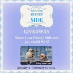 Disney Side Giveaway 2