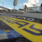 The Tomorrowland Speedway of DisneyWorld Magic Kingdom