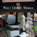 Renting an ECV at Walt Disney World