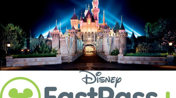 FastPass+ Coming to Disneyland in 2016
