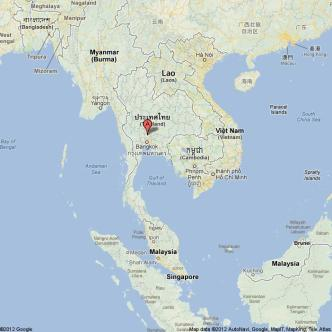 Itinerario Thailandia Cambogia 2012