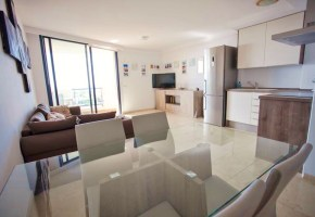 Stunning 1 bed Apartment for Sale with Amazing Views in Palm Mar 134,789€