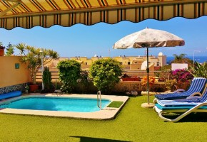 4 Bed Linked Villa for sale in Los Girasoles, El Madronal 349,950€