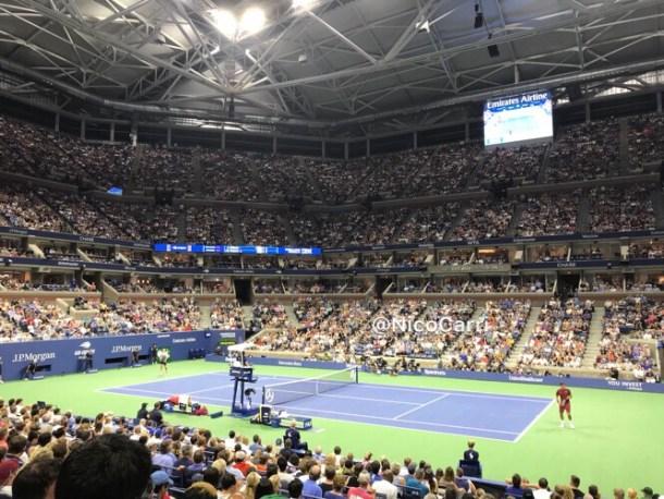 Federer vs. Millman