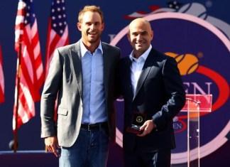 Cuatro ex referentes del tenis estadounidense volverán a estar juntos en un mismo escenario