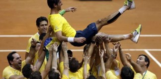 Bellucci el héroe de Brasil