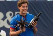 Pablo Carreño Busta y su primer título ATP