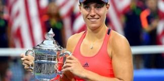 Kerber y número 1 del mundo y campeona del US Open