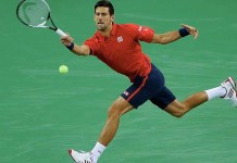 Djokovic superó a Pospisil y está en cuartos de final de Shanghai
