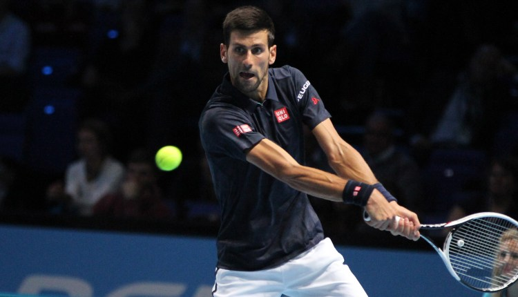 Video: How to play tennis the Djokovic way