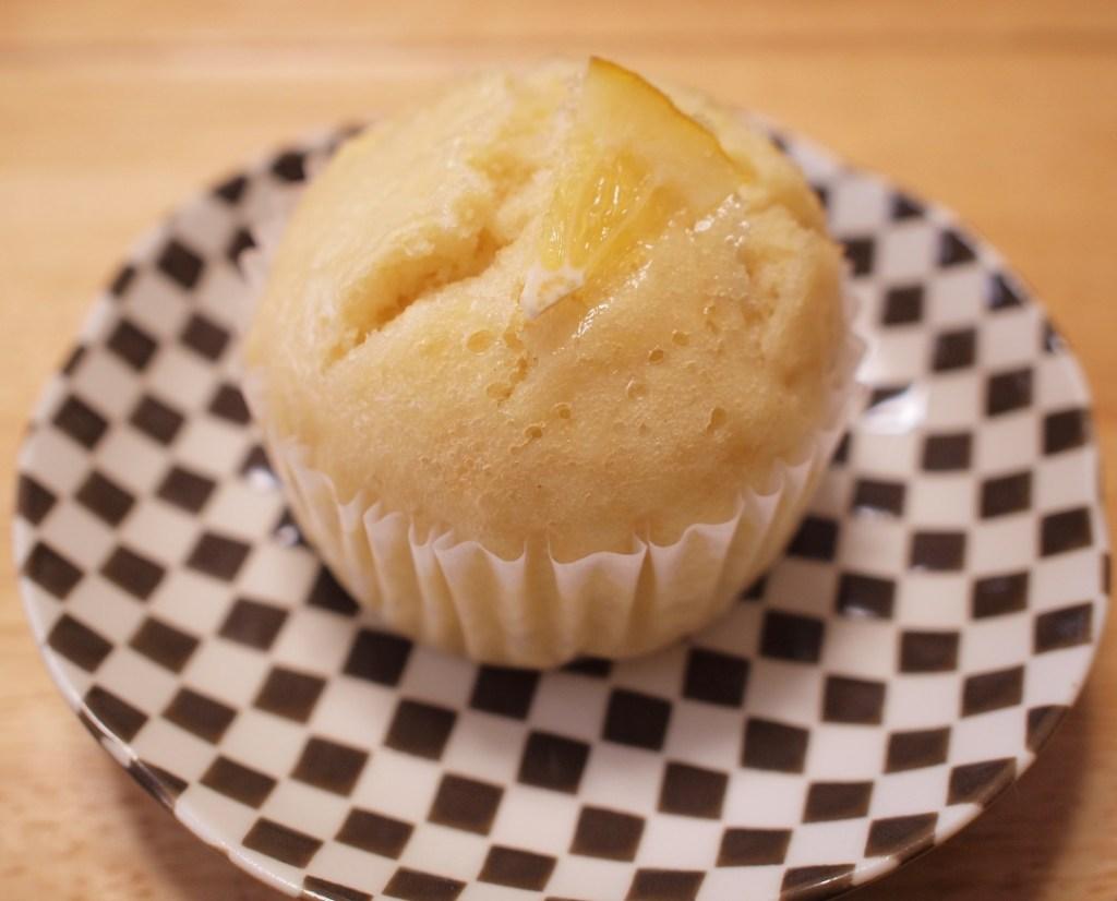 塩レモン蒸しパン