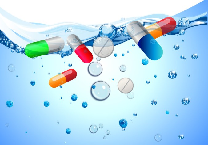 drugs in our water