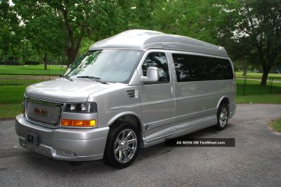 Gmc Savana Conversion Vans For Sale | Autos Weblog