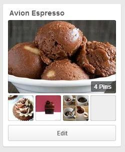 avion espresso, recipes