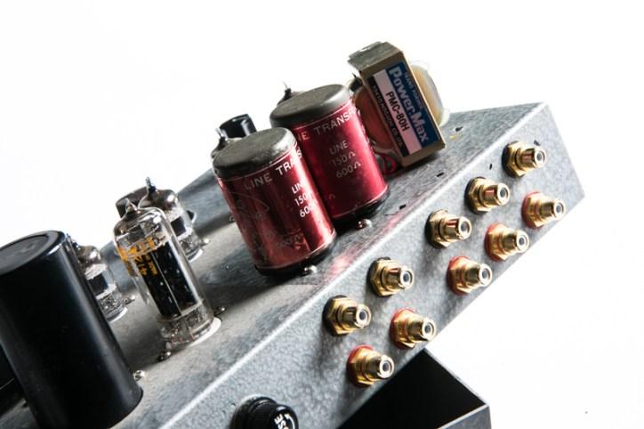 ALTEC 15095 Western Electric 408A 412A Line pre- main amplifier-12