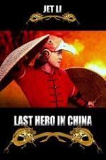 Nonton Film Last Hero in China (1993) Subtitle Indonesia Streaming Movie Download