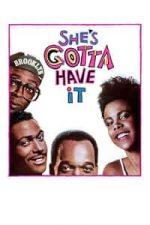 Nonton Film She's Gotta Have It (1986) Subtitle Indonesia Streaming Movie Download