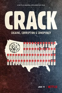 Crack: Cocaine, Corruption & Conspiracy (2021)