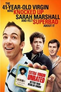 The 41–Year–Old Virgin Who Knocked Up Sarah Marshall and Felt Superbad About It (2010)