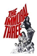 Nonton Film The Immoral Three (1975) Subtitle Indonesia Streaming Movie Download