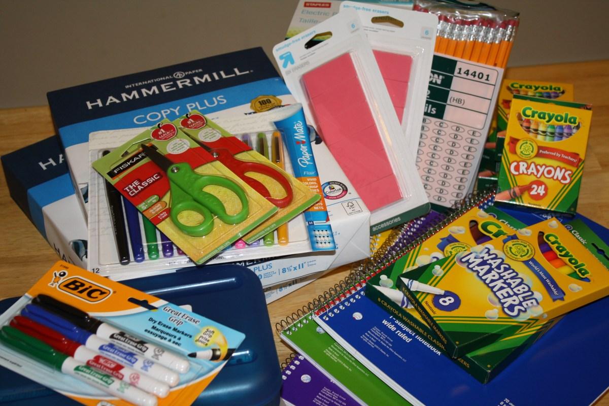 Preparing for back to school {free printable}