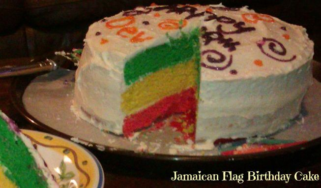 Traditional Jamaican Birthday Cake Image Inspiration of Cake and