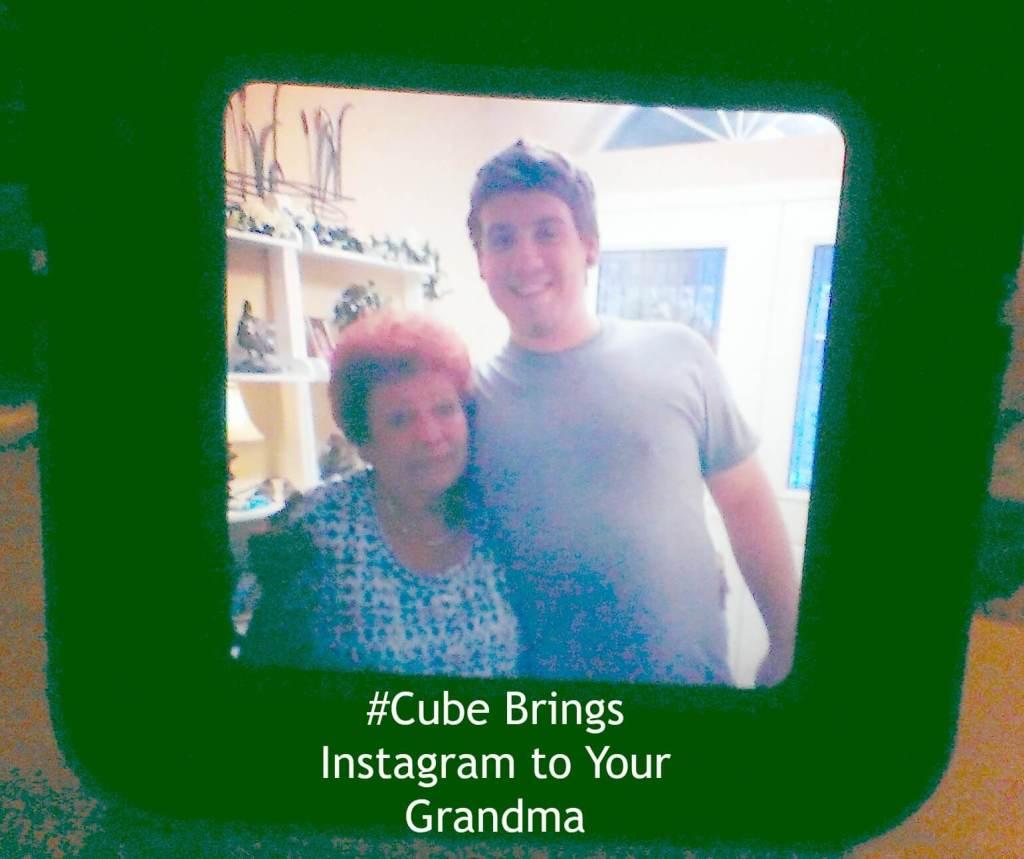 #cube instagram