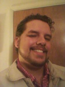 Me, with a beard.