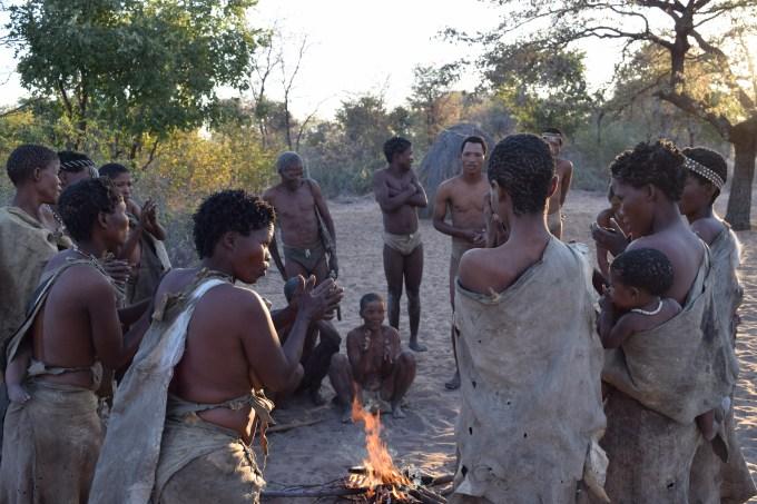 tsumkwe dance