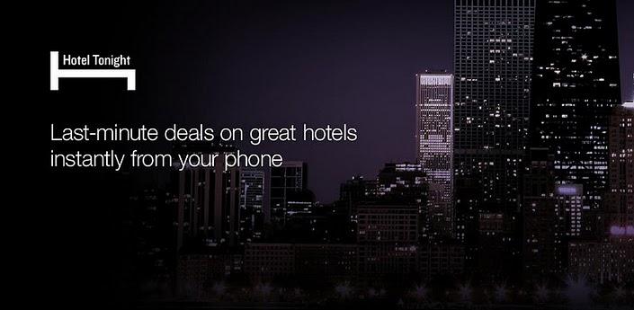 Travel Tip #3: Hotel Tonight