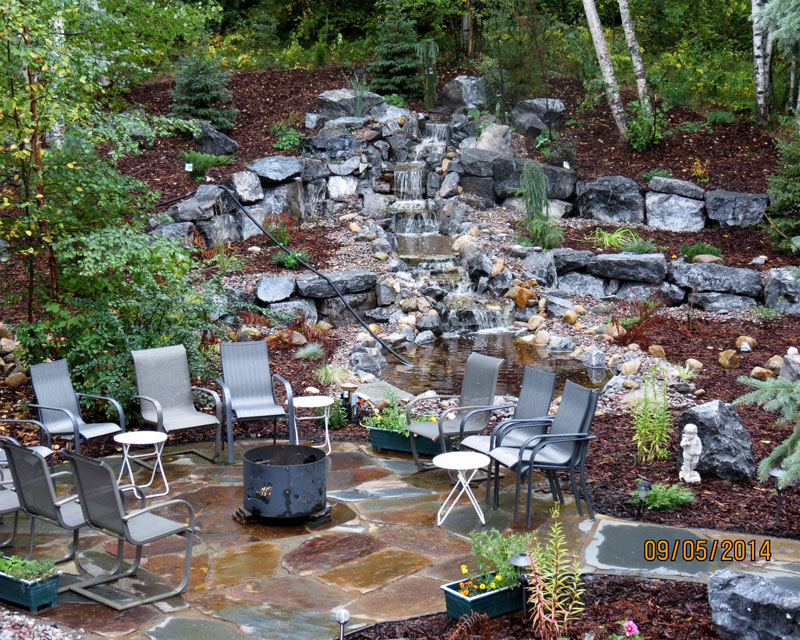 Waterfeature-Patio