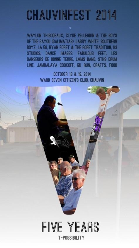 ChauvinFest 2014 Poster
