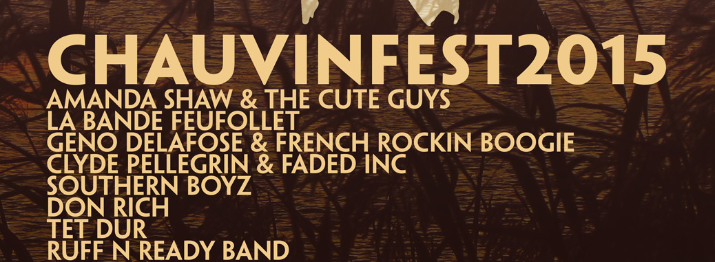 chauvinfest lineup