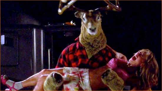 """It's not a Horror Remix, it's """"Deer Woman""""."""