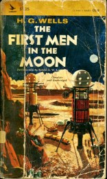 Wells The First Men In The Moon