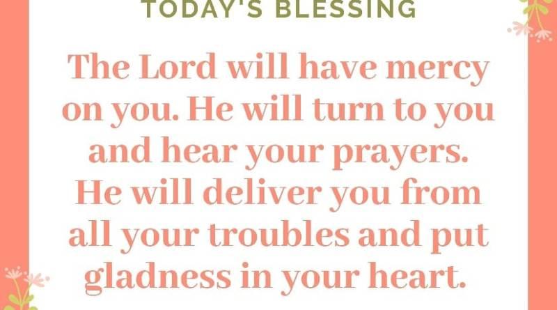 bless p