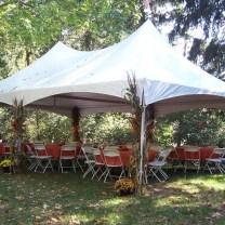 20x30 Dual Hi Peak Tent