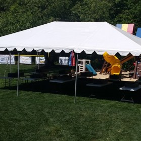 20x30 Frame Tent Package C