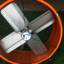 Ground Fan for Rent