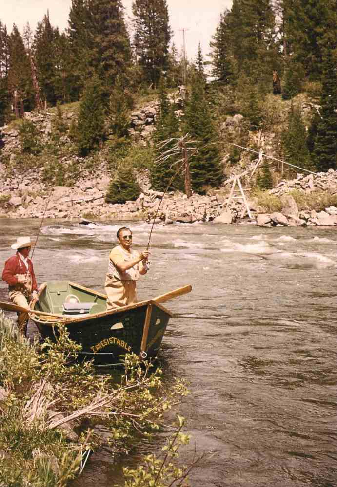 Irresistible fly fishing on the Henrys Fork   #throwbackthursday