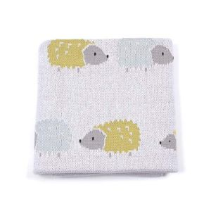 Baby Blanket Hedgehog KBHDG-1