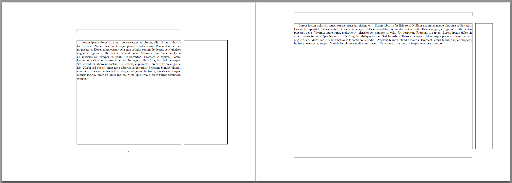 latex double space thesis