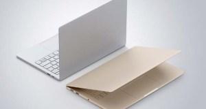 Xiaomi's first laptop  Mi Notebook Air