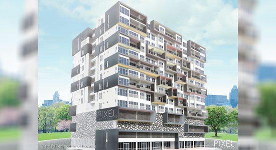 Pixel Residences Aseana Condo