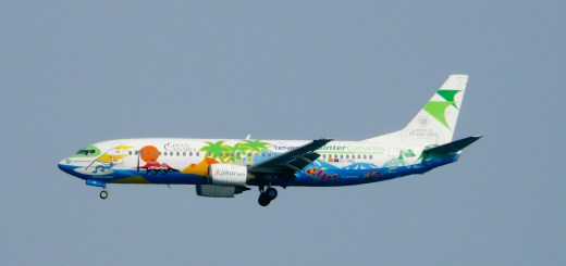 Travel with Binter between the Canary Islands