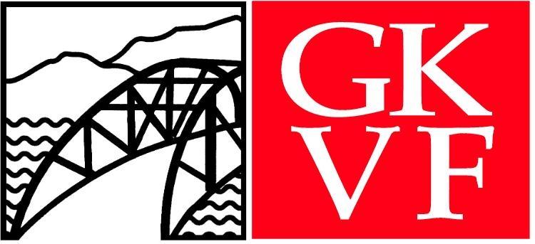 GKVF logo with bridge