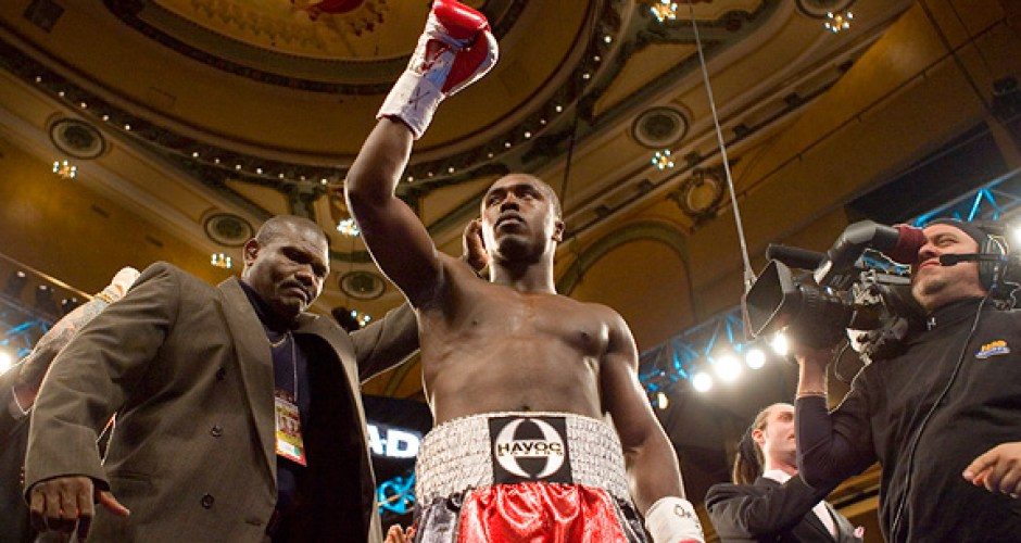 Andre Berto Not Concerned With The Past or Future, Focused on Robert Guerrero